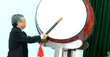 Ngày hội khai trường ở Kon Tum