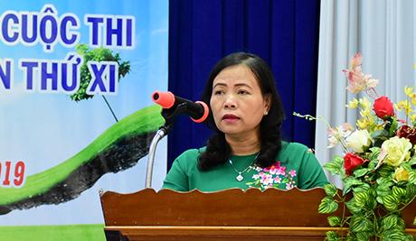 Tổng kết và trao giải Hội thi Sáng tạo kỹ thuật lần thứ VIII và Cuộc thi Sáng tạo thanh thiếu niên - nhi đồng lần thứ XI tỉnh Kon Tum năm 2018-2019